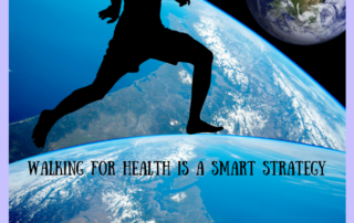 Walking for Health Is a Smart Strategy