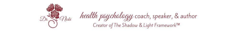 Dr. Nicki Steinberger | The Shadow & Light Framework Logo